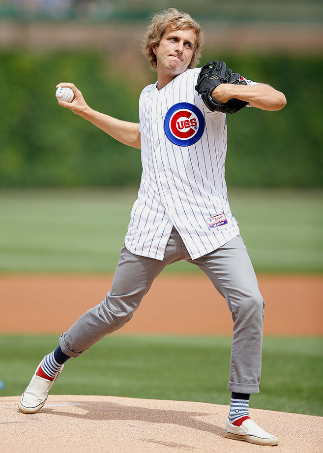 July 24 at Wrigley Field in Chicago