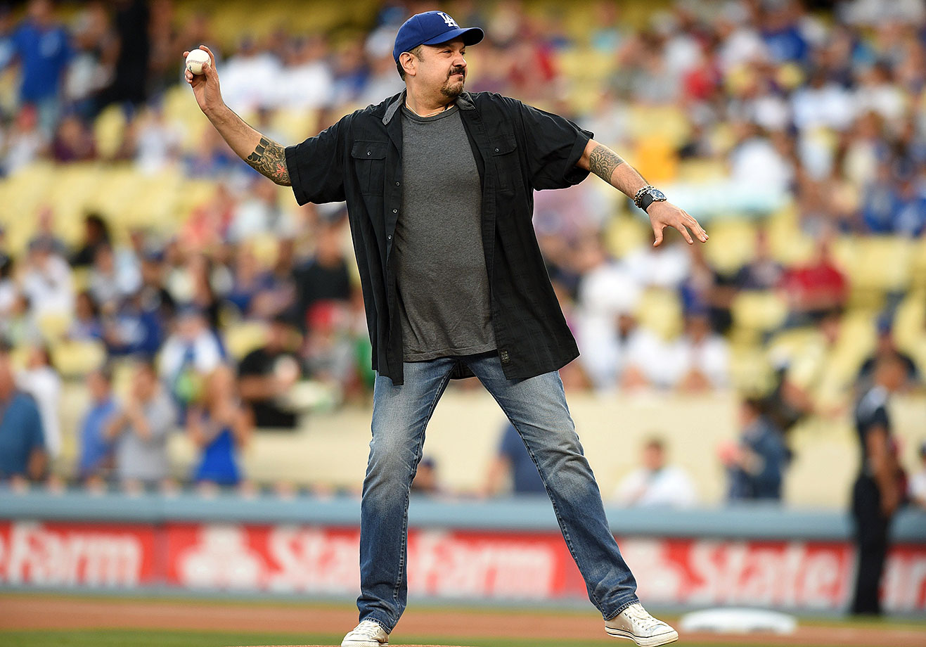 August 10 at Dodger Stadium in Los Angeles