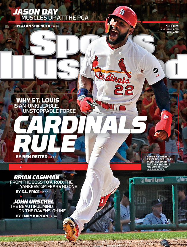 August 24, 2015 | Ben Reiter examines the greatness of the St. Louis Cardinals, who have overcome injuries to stars like Adam Wainwright on their way to Major League Baseball's best record.