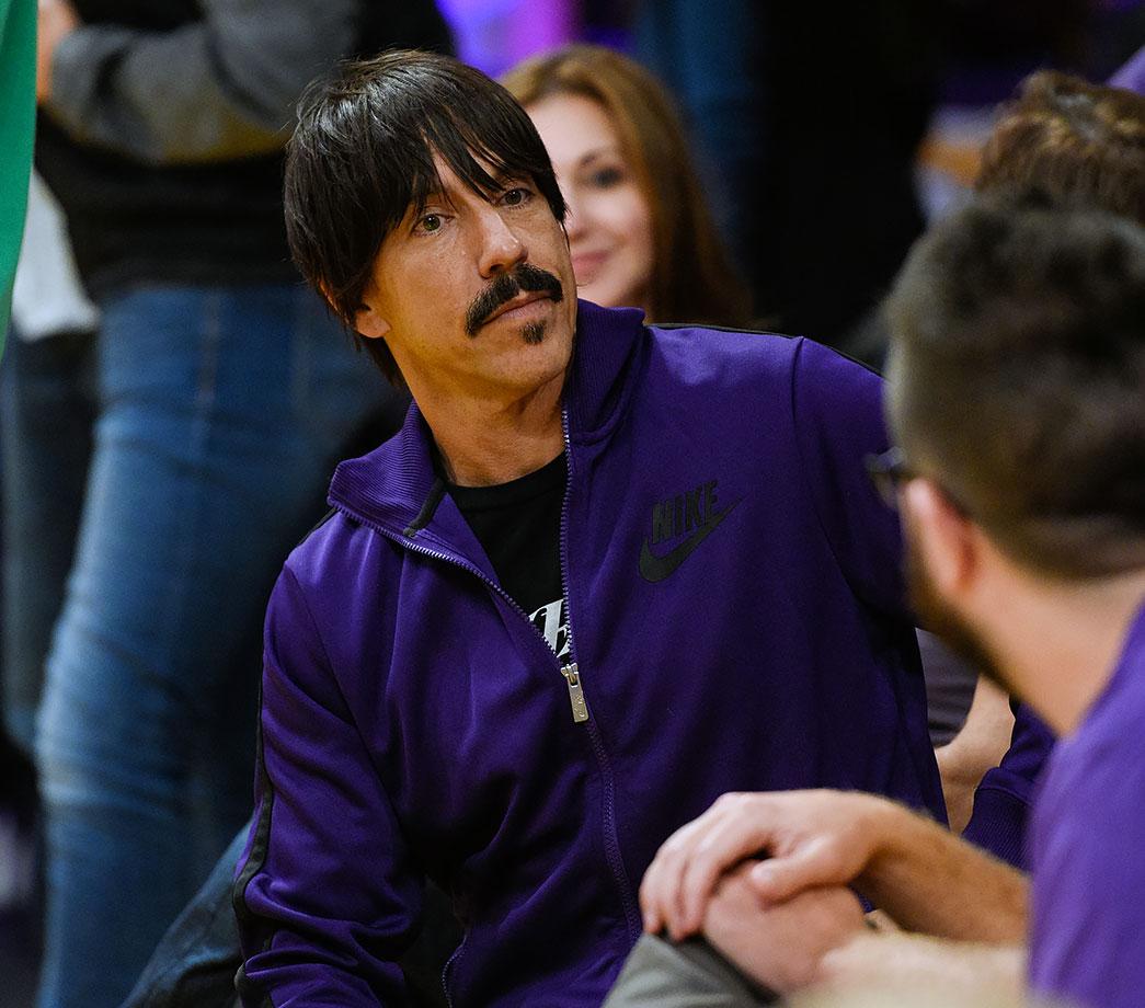 Nov. 1, 2015 — Lakers vs. Mavericks at Staples Center in Los Angeles