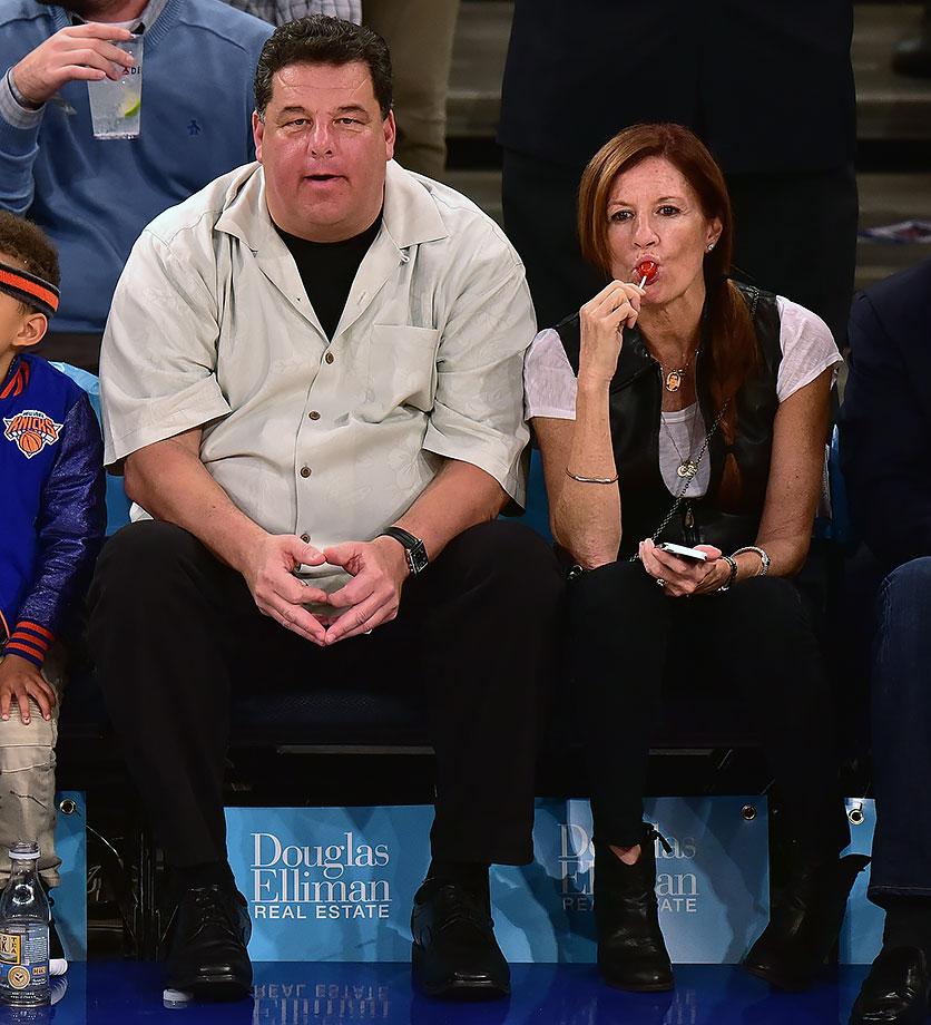 Nov. 2, 2015 — Knicks vs. Spurs at Madison Square Garden in New York City