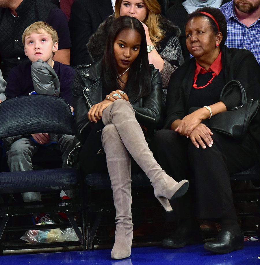 Nov. 13, 2015 — Knicks vs. Cavaliers at Madison Square Garden in New York City