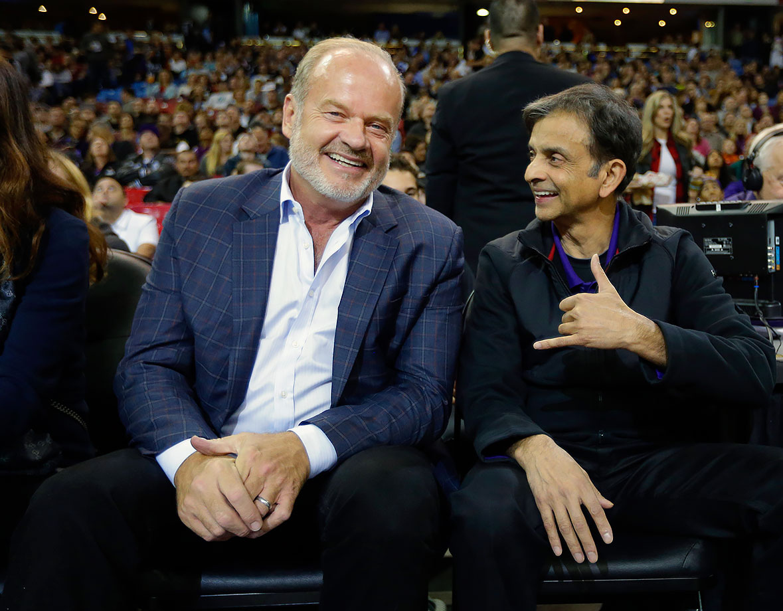 Nov. 13, 2015 — Kings vs. Nets at Sleep Train Arena in Sacramento