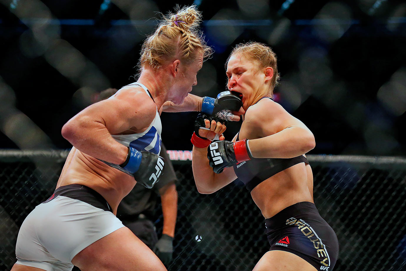 In a year that proved women's MMA is more exciting than the most anticipated boxing match in decades (Mayweather-Pacquiao), Holm landed a solid kick to the previously unbeaten Rousey for the unlikely knockout win. You can bet a Holm-Rousey rematch will build more excitement than Mayweather-Pacquiao II.
