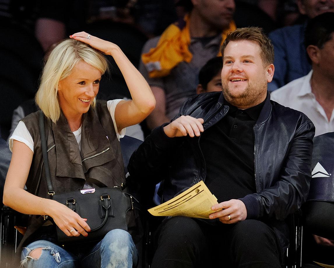 Nov. 22, 2015 — Lakers vs. Trail Blazers at Staples Center in Los Angeles