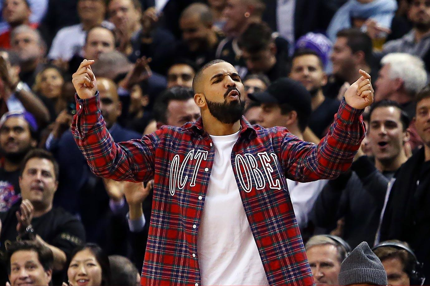 Toronto Raptors vs. Cleveland Cavaliers at Air Canada Centre in Toronto