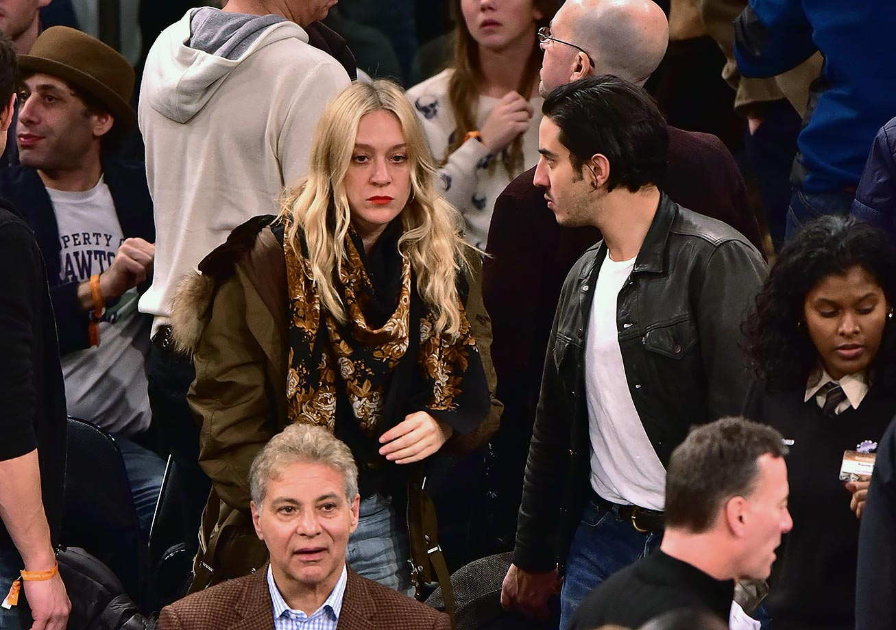 Nov. 27, 2015 — Knicks vs. Heat at Madison Square Garden in New York City