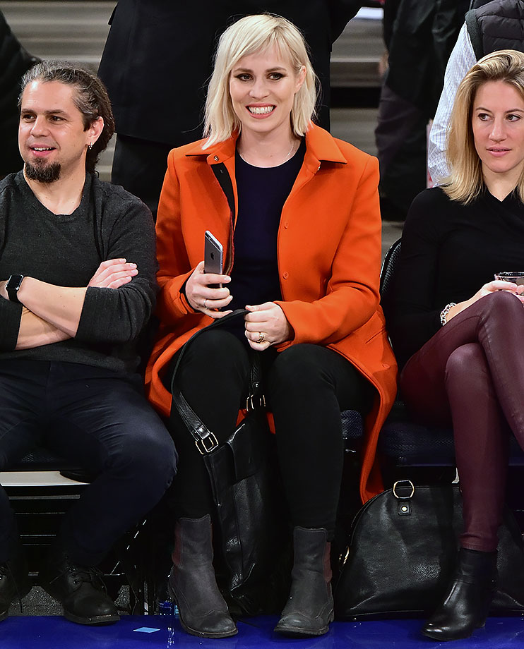 Dec. 4, 2015 — Knicks vs. Nets at Madison Square Garden in New York City