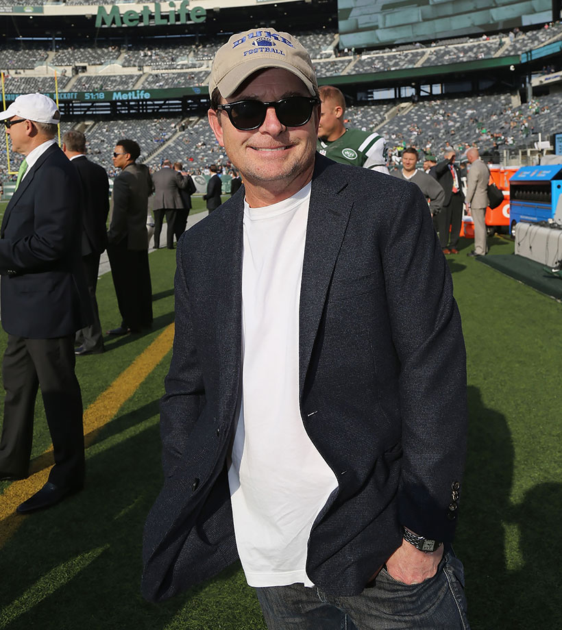 New York Jets vs. Tennessee Titans on Dec. 13, 2015 at MetLife Stadium in East Rutherford, N.J.