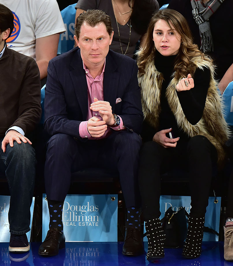 Dec. 19, 2015 — Knicks vs. Bulls at Madison Square Garden in New York City