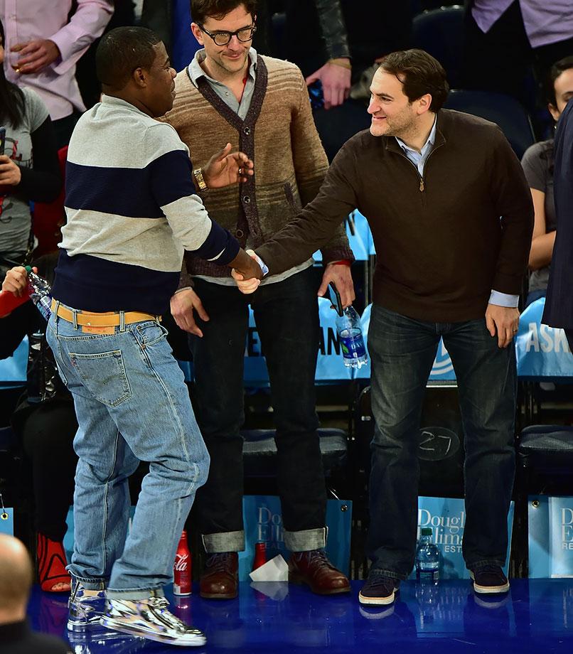 Dec. 19, 2015 — Knicks vs. Bulls at Madison Square Garden in New York City