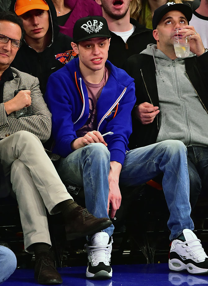 Dec. 21, 2015 — Knicks vs. Magic at Madison Square Garden in New York City