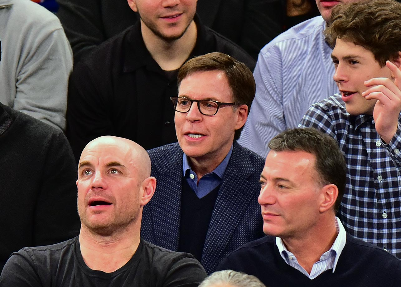 Dec. 29, 2015 — Knicks vs. Pistons at Madison Square Garden in New York City