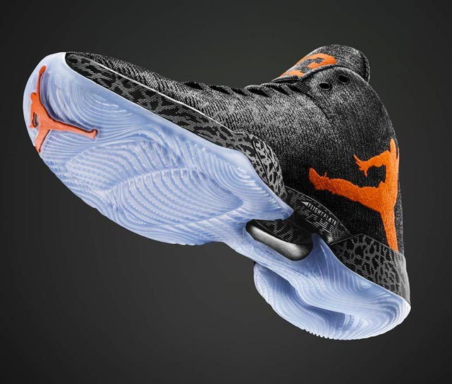 b7bf28ded84f Michael Jordan worked with legendary shoe designer Tinker Hatfield to come  up with the highly technical