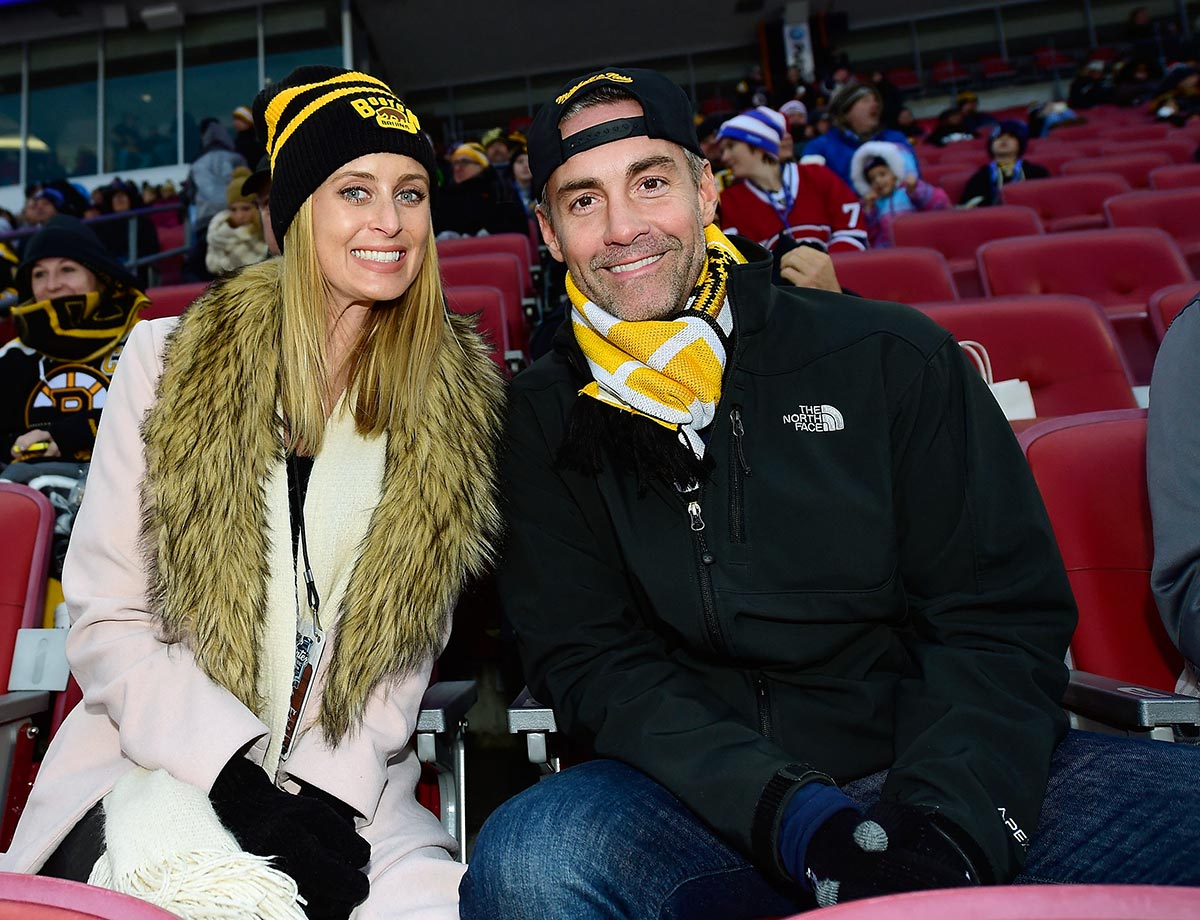 Boston Bruins vs. Montreal Canadiens (Winter Classic) on January 1, 2016 at Gillette Stadium on January 1, 2016 in Foxboro, Mass.