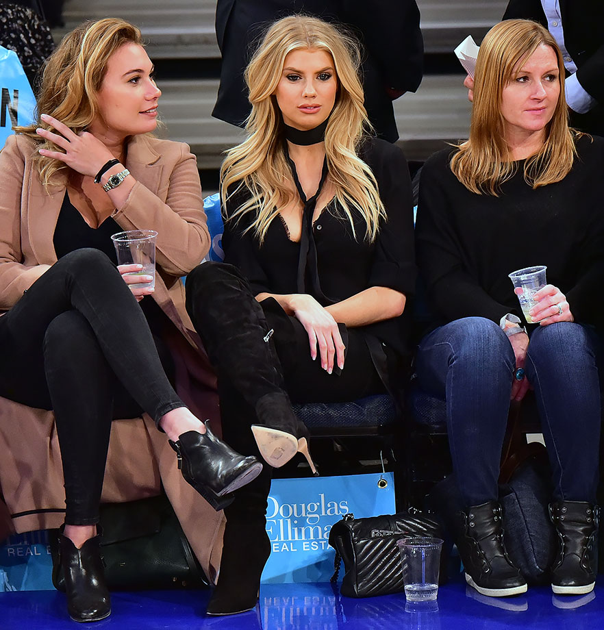 Jan. 12, 2016 — Knicks vs. Celtics at Madison Square Garden in New York City