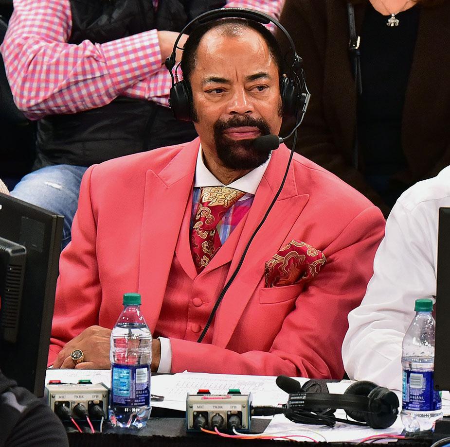 "Walt ""Clyde"" Frazier s Wildest Suits"