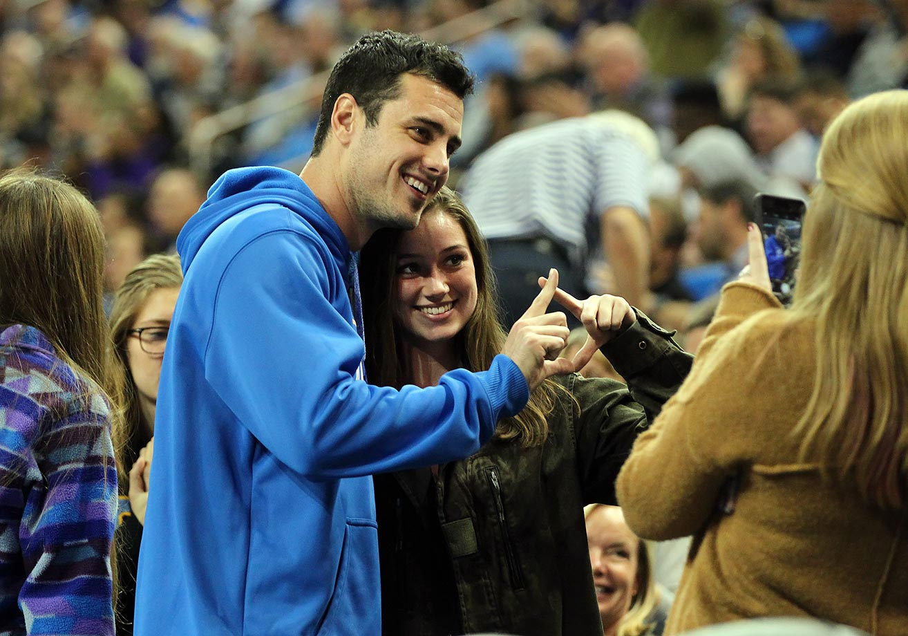 """The Bachelor"" Ben Higgins"