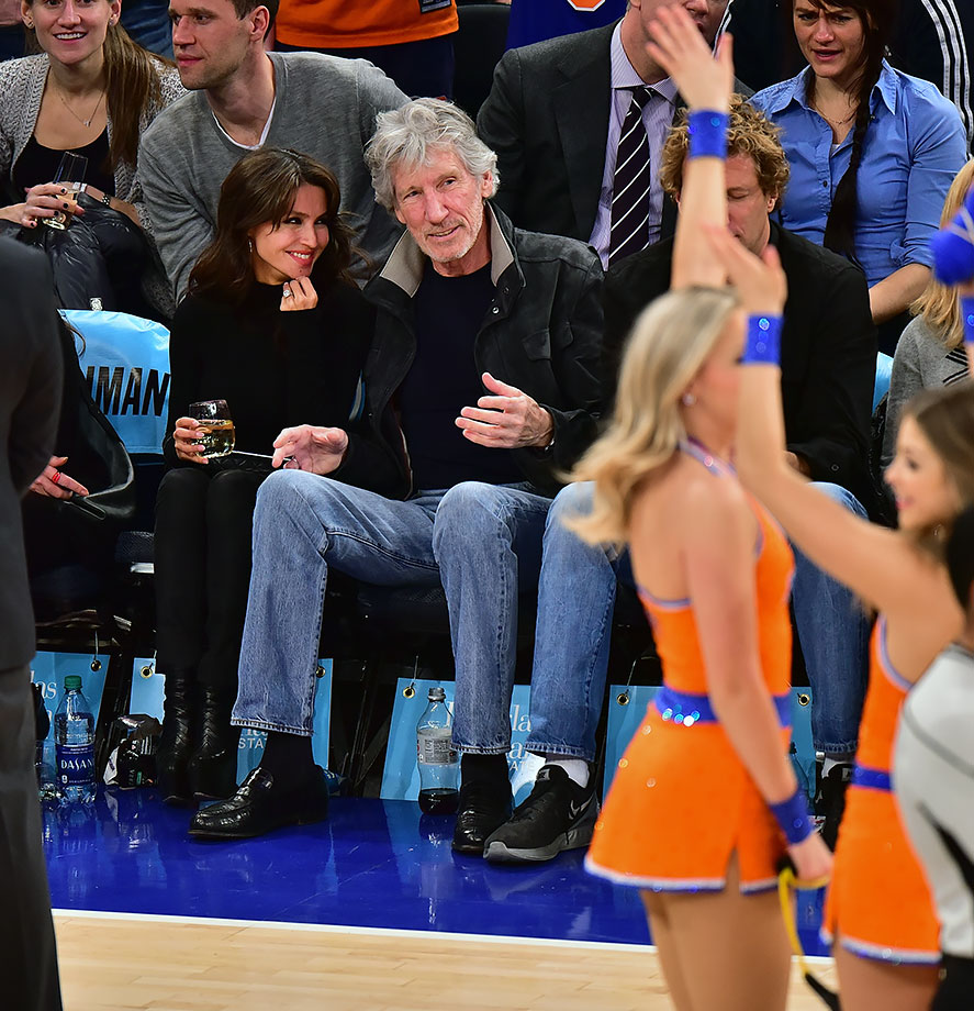 Feb. 5, 2016 — Knicks vs. Grizzlies at Madison Square Garden in New York City