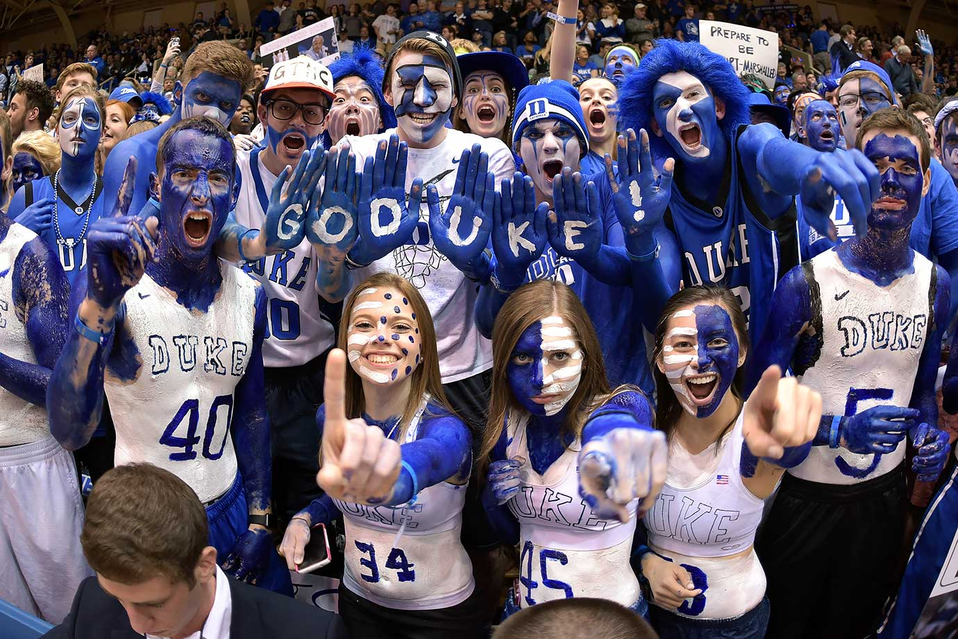 College Superfans, March 1-13   SI.com