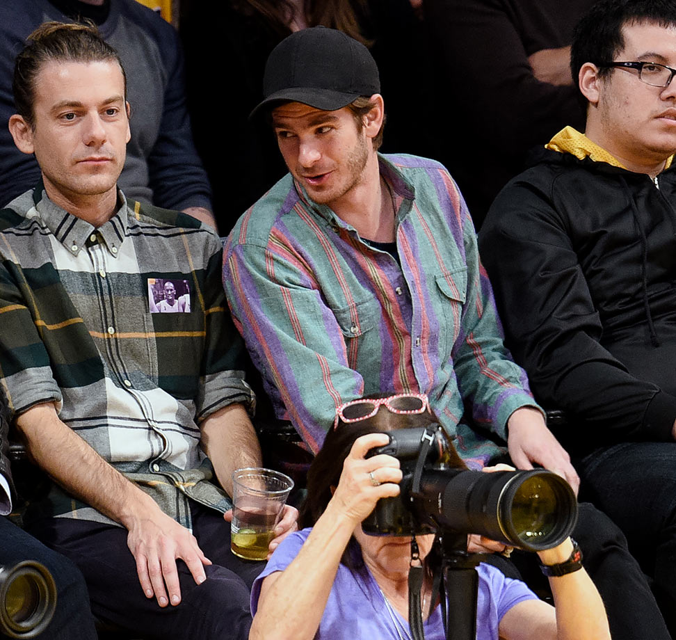 March 8, 2016 — Lakers vs. Magic at Staples Center in Los Angeles