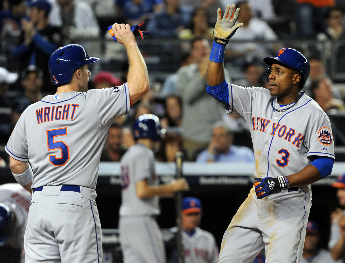 Highest salaries: David Wright ($20,000,000), Curtis Granderson ($16,000,000)