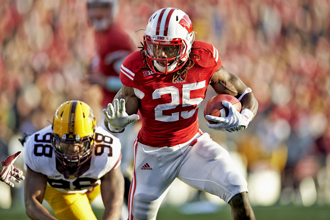 In the right system, Gordon has the potential to transcend the iffy track record of Wisconsin backs drafted into the NFL in recent years.