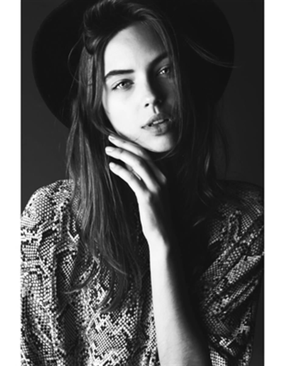 Veronica Zoppolo :: Courtesy of New York Models