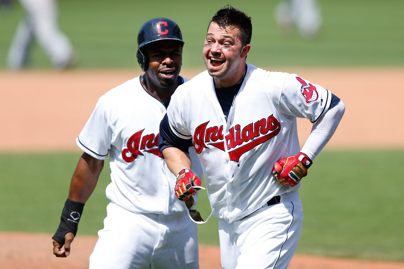 Highest salaries: Nick Swisher ($15,000,000), Michael Bourn ($13,500,000)