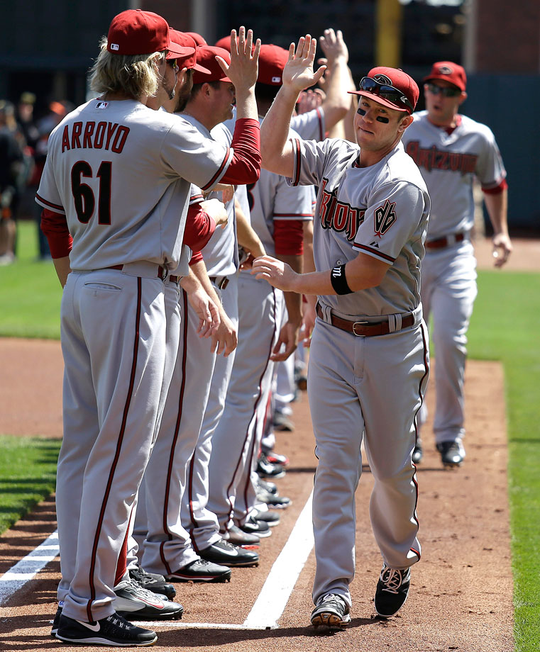 Highest salaries: Aaron Hill ($12,000,000), Bronson Arroyo ($9,500,000), Cody Ross ($9,500,000)—released by team