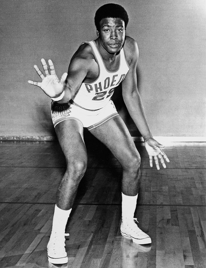 "A two-time All-Star, Paul Silas played in three different decades and won three NBA championships (two with the Boston Celtics and one with the Seattle Supersonics). At just 6'7"", Silas was one of the best rebounders of his era, leading the NBA in offensive boards per game in the 1975-76 season. — Runner-up: Pervis Ellison"