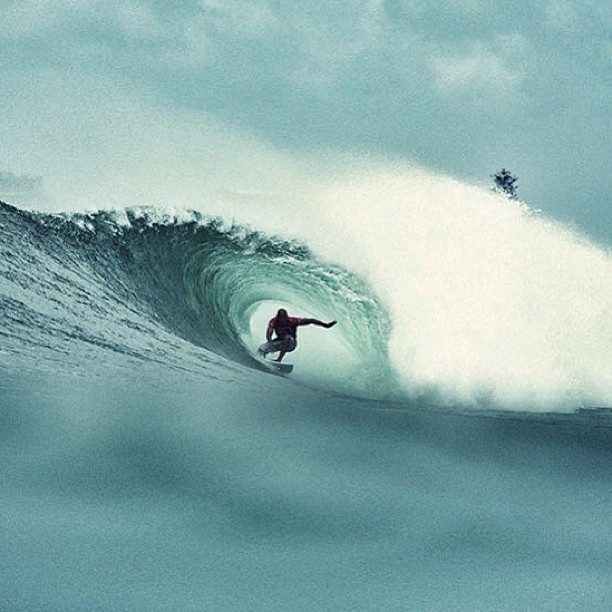 Kelly Slater's impact on the sport of surfing is unparalleled. He claimed the ASP World Tour title at the age of 21, including a run of consecutive titles between 1994-1998, and in 2007 became the all-time leader in career events won. Follow Slater on Instagram @kellyslater.