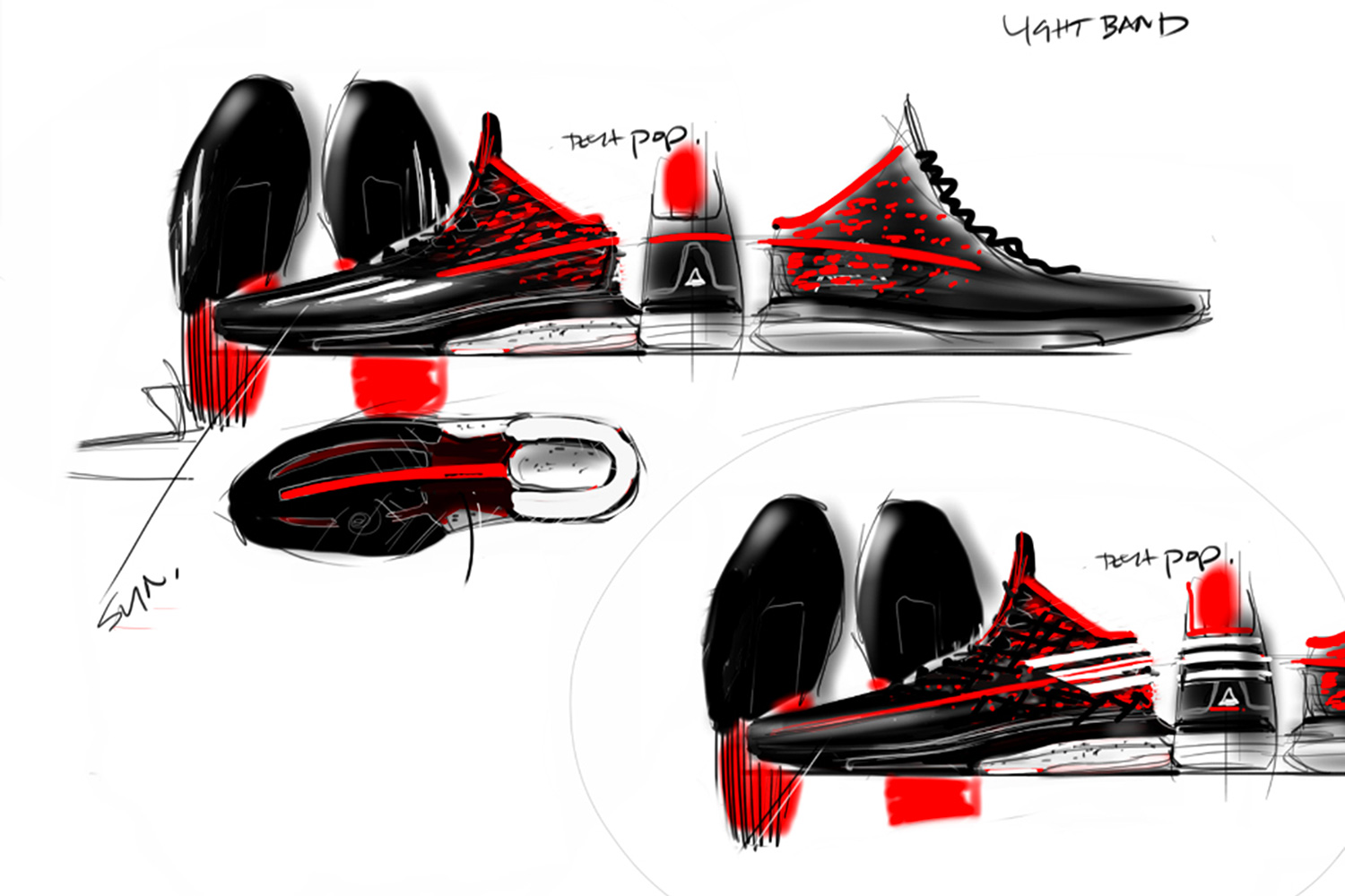 053c042ed6c4 Hoops Help  Adidas Adds Boost Cushioning to Crazylight and D Rose 5 ...