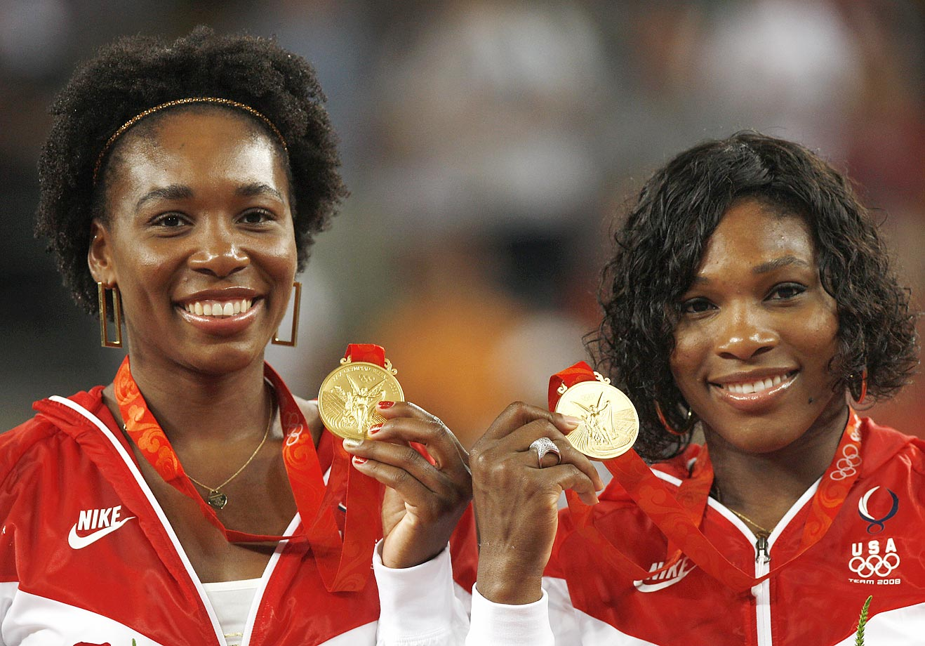 The victory was their second consecutive gold medal in doubles.