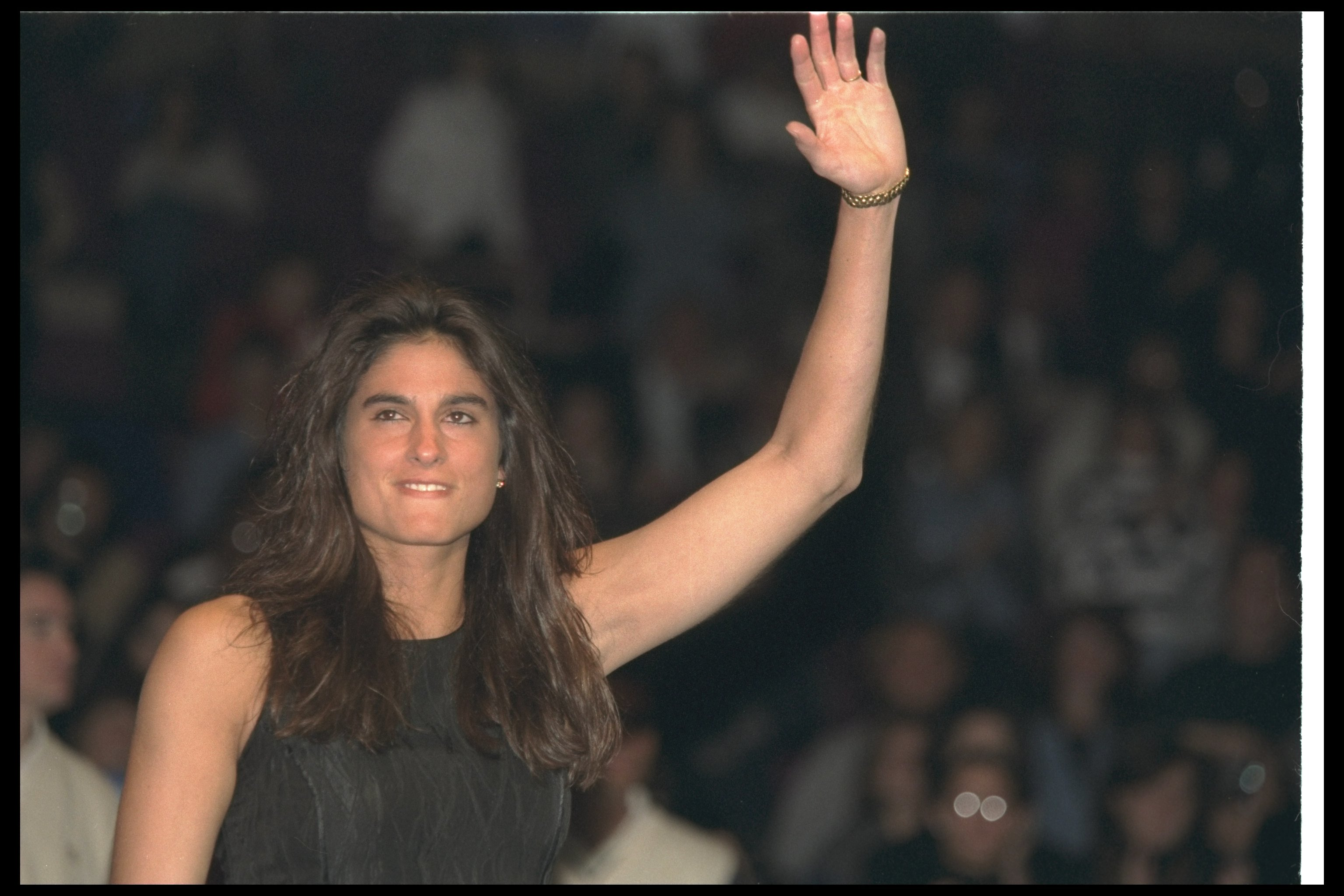 Gabriela Sabatini retired from the game at the 1996 WTA Finals.