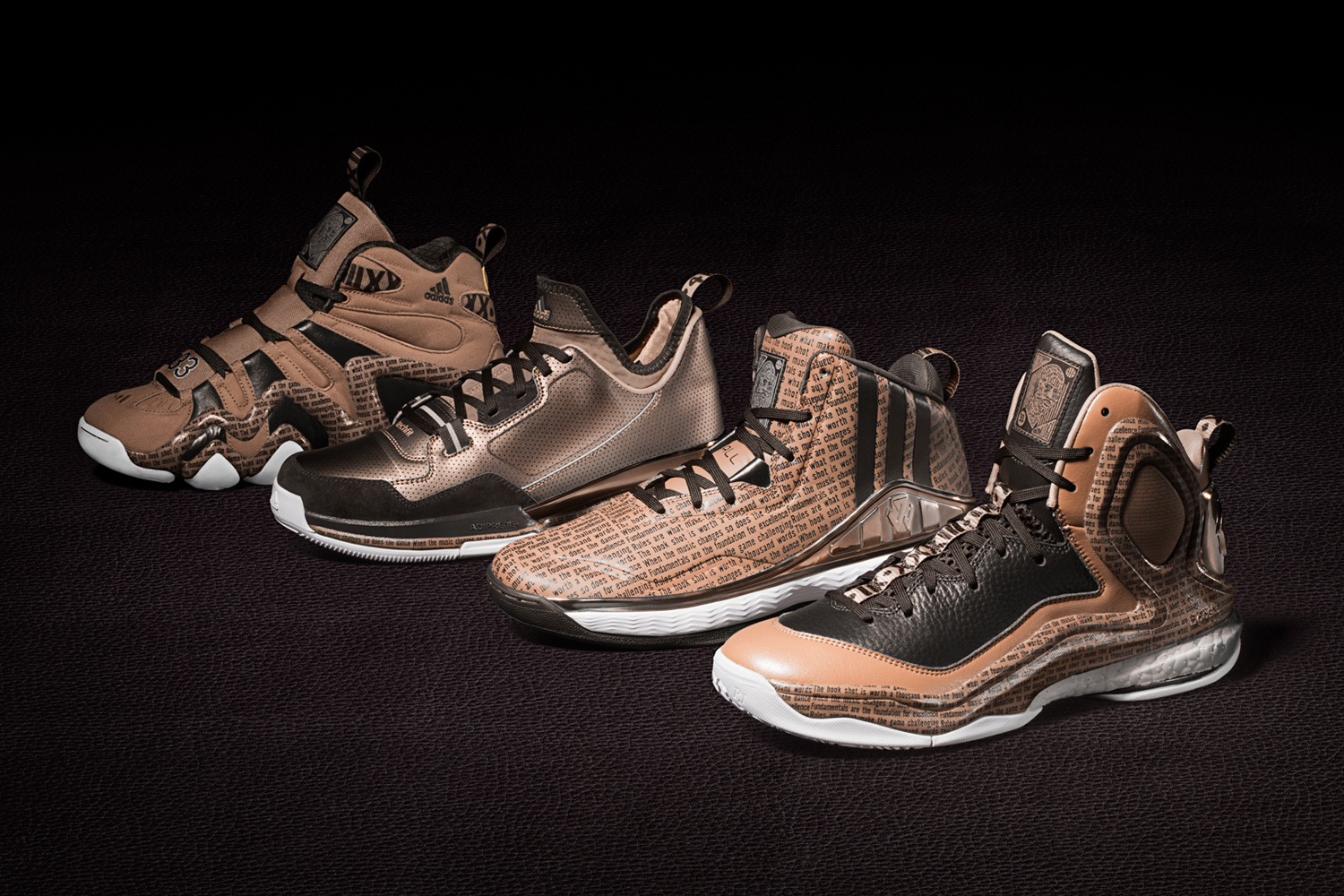 Adidas releases limited edition Black History Month collection