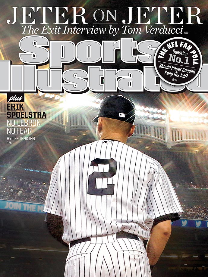 September 29, 2014 | As New York Yankees shortshop Derek Jeter closes the book on a 20-year career, he reflects on what has changed in the time that he has been in pinstripes.