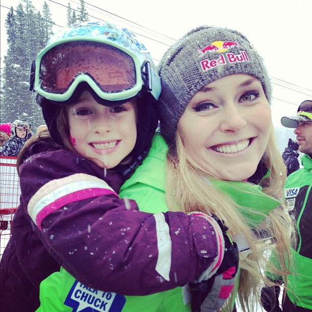 For Olympic gold-medalist Lindsey Vonn, winter was always important. Vonn has been shredding the slopes for years, becoming the first American woman to win gold in the downhill portion of the Winter Olympics in 2010. Since 2008, she's won four World Cup titles, including three consecutive wins starting in 2008. For a behind the scenes look into the life of Lindsey Vonn scroll through this gallery and follow her on Instagram @lindseyvonn.