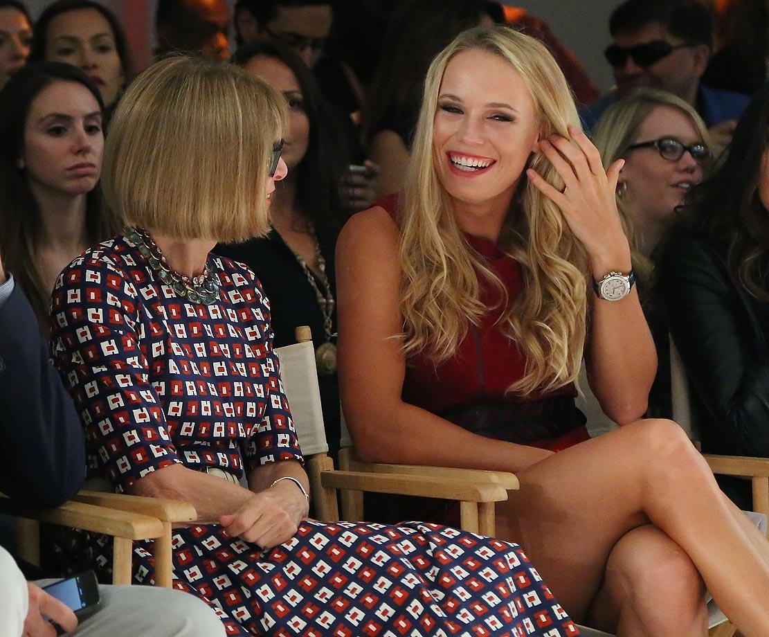 Caroline Wozniacki :: Monica Schipper/Getty Images