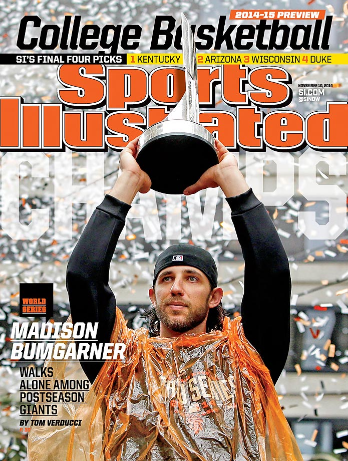 November 10, 2014 | San Francisco's third World Series victory in five seasons can be credited by a dominate pitching performance by Madison Bumgarner and a shrewd front office that is built to win.