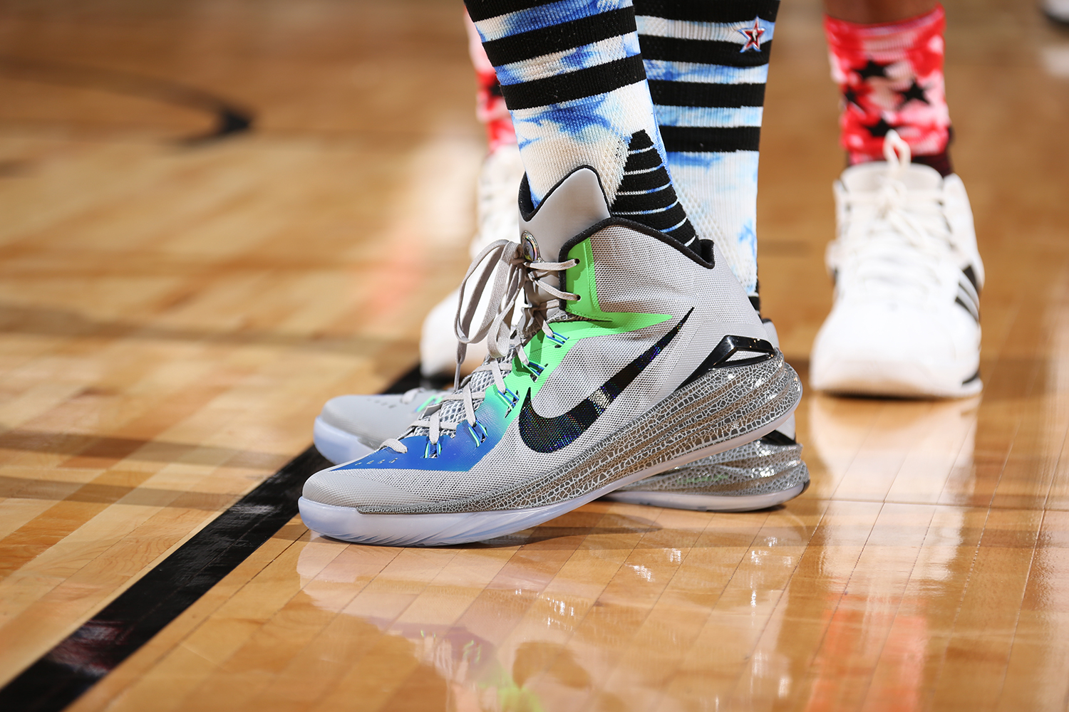nba all-star game: sneaker roundup | si
