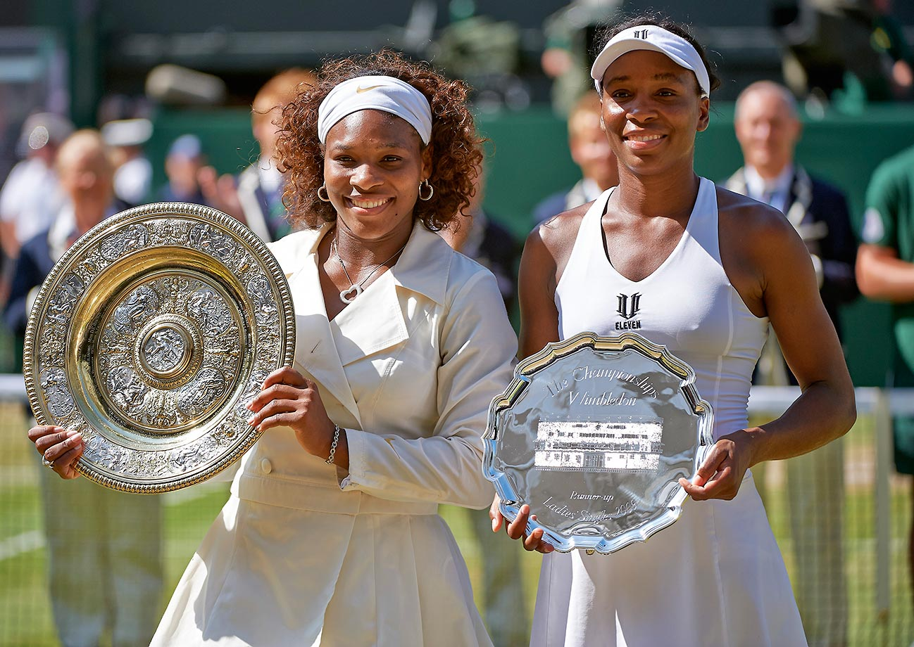 Classic Photos Of Venus And Serena Si Com