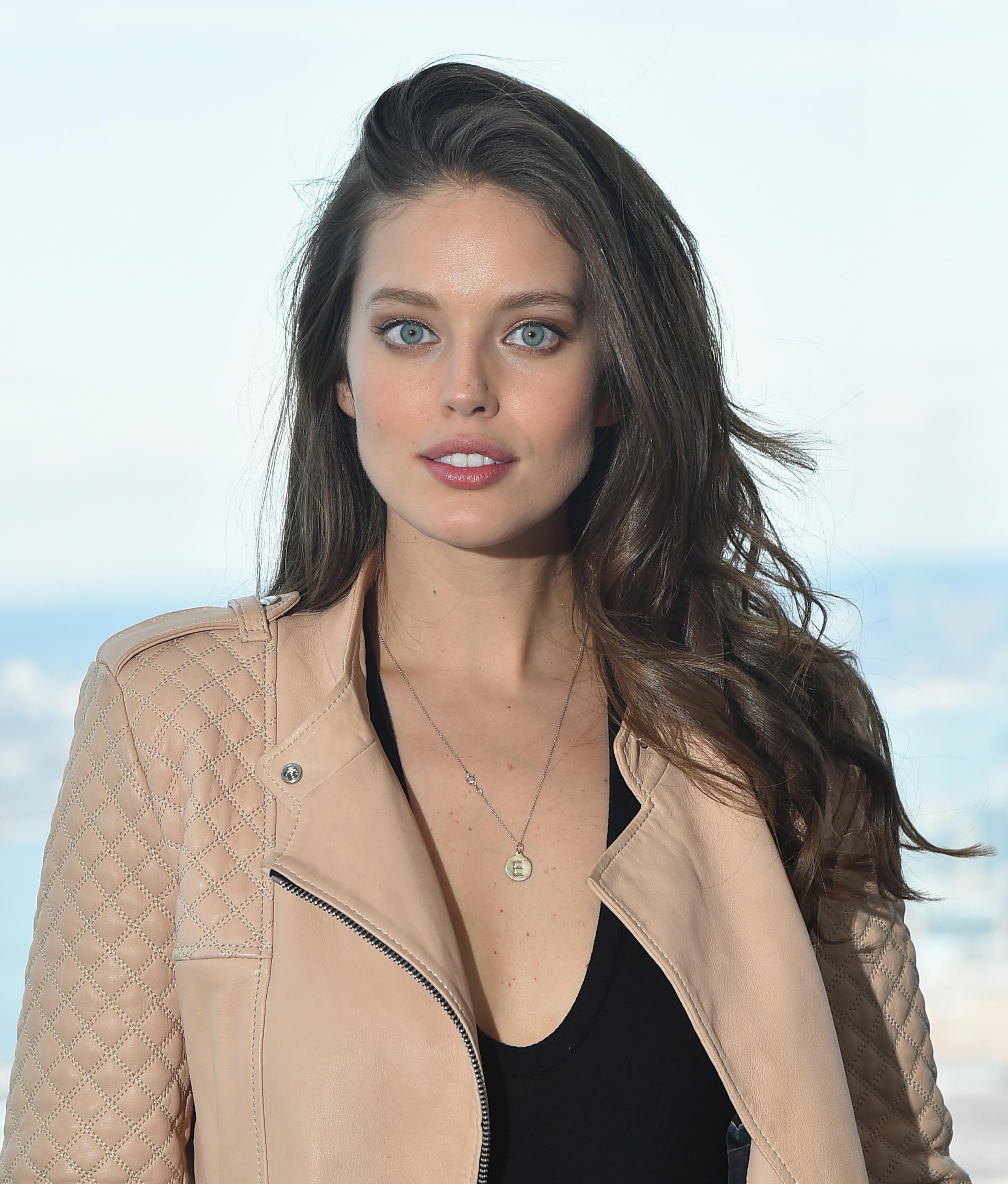Sports Illustrated Swimsuit Model Emily DiDonato reveals SI Swimsuit 2016 launch week events in New York City at One World Observatory