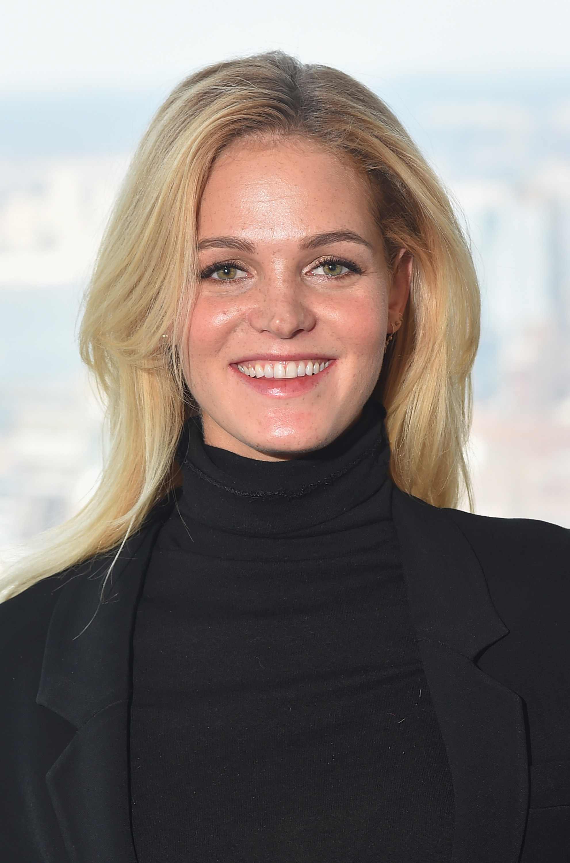 Sports Illustrated Swimsuit Model Erin Heatherton reveals SI Swimsuit 2016 launch week events in New York City at One World Observatory