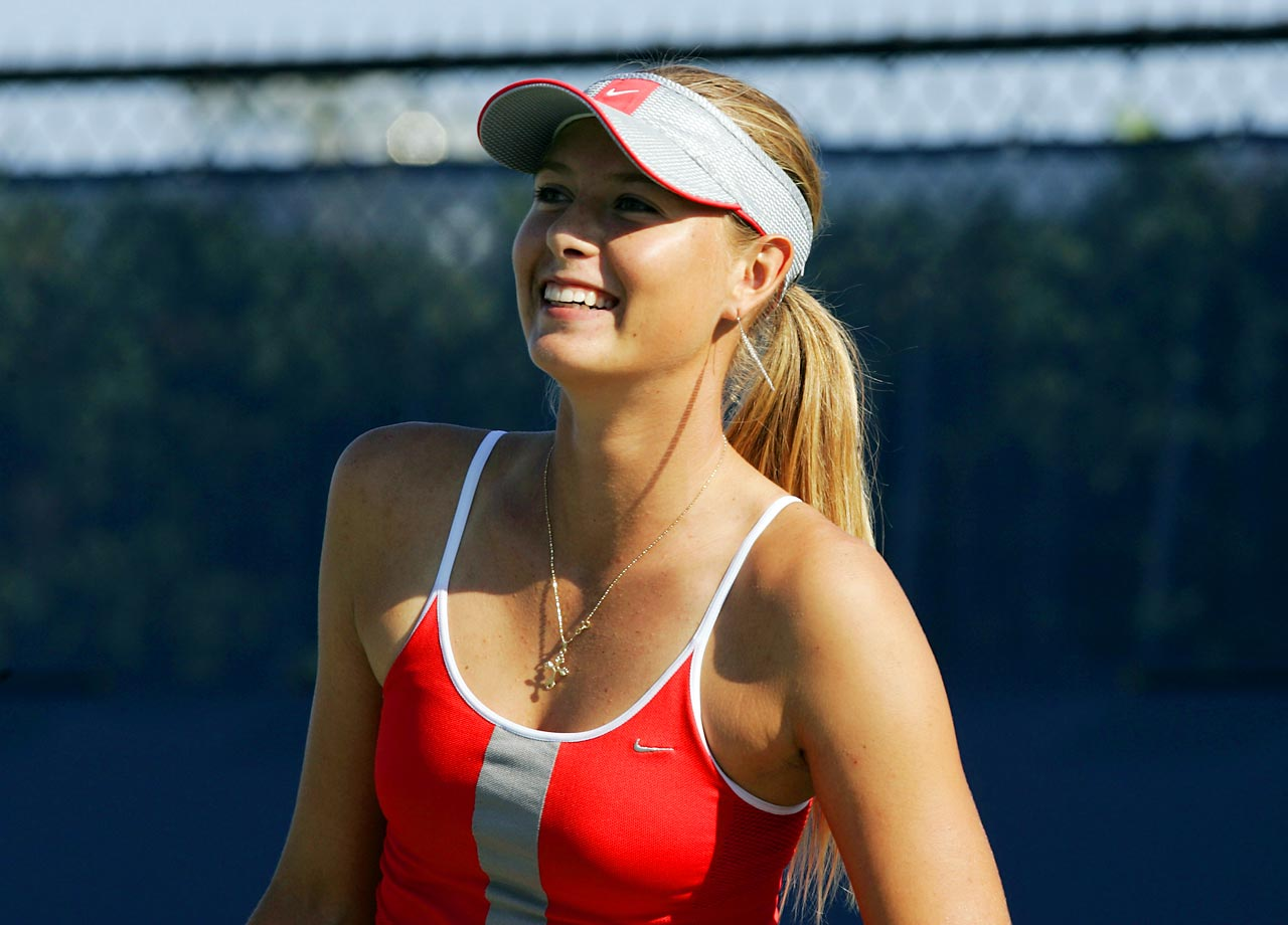 Sharapova entered the top 10 of the WTA rankings in 2004 after defeating top-ranked Serena Williams in the final at Wimbledon, her first Grand Slam title. With the victory, she became the third-youngest woman to win Wimbledon. Sharapova capped off a breakthrough year with another win over Williams in the final of the WTA Tour Championships.