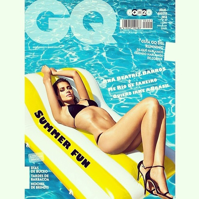 Check out my new @gq @gqspain cover