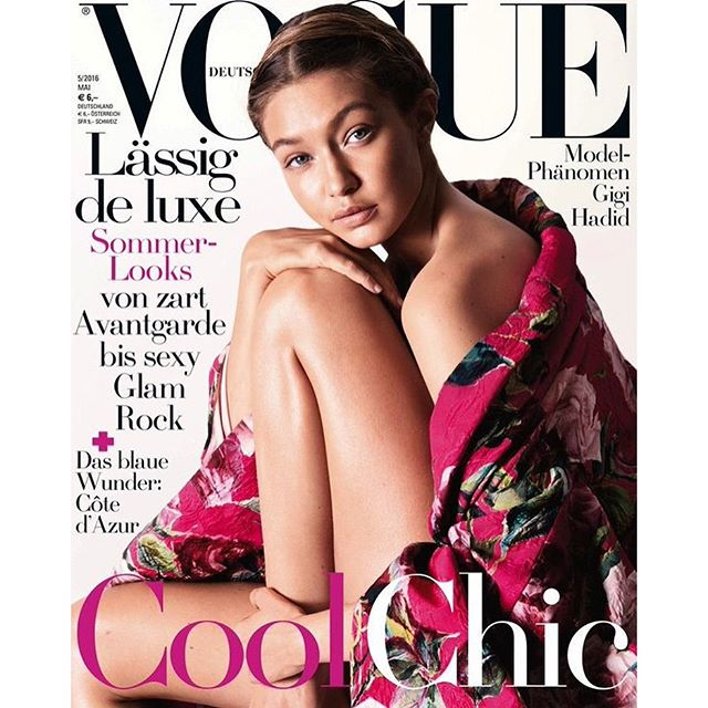 GERMAN VOGUE !!