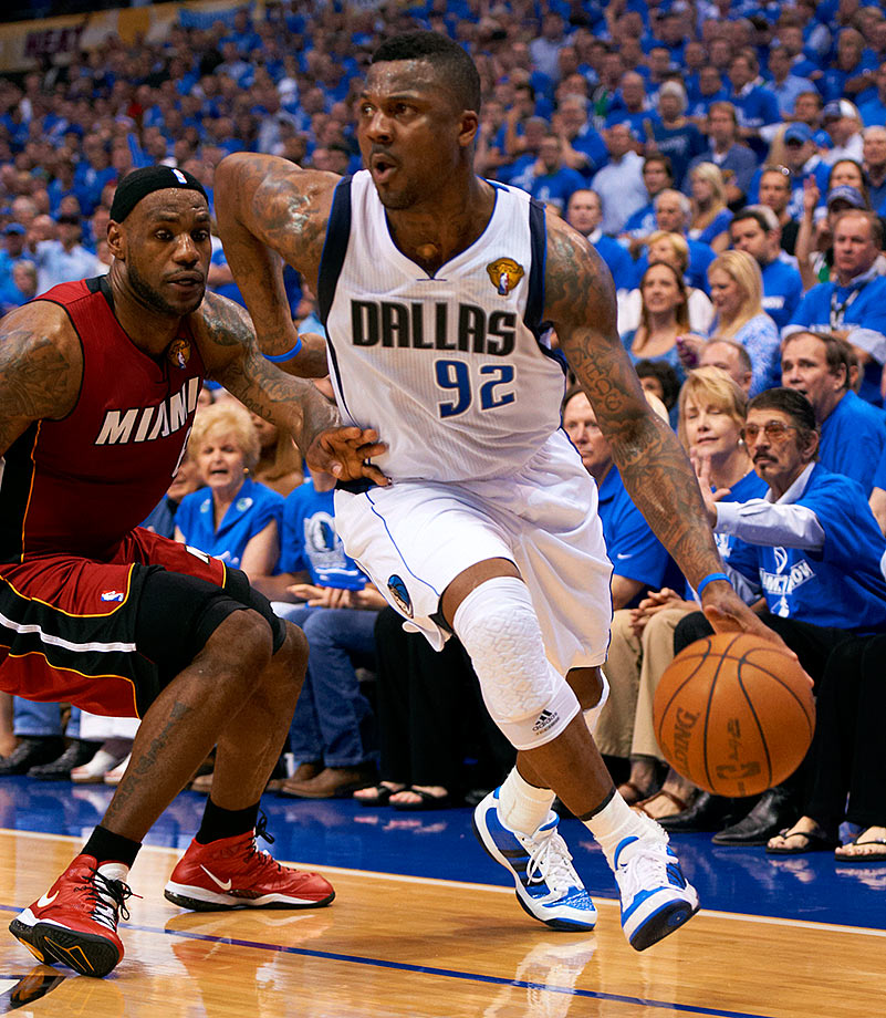 "Stevenson never came close to his prep-star hype, but bounced around supplying average production much of his career. He had a moment for the Mavericks during their 2011 title run, famously proclaiming himself the ""LeBron stopper."" And hey, Dallas topped Miami. For all we know, he still holds that title."