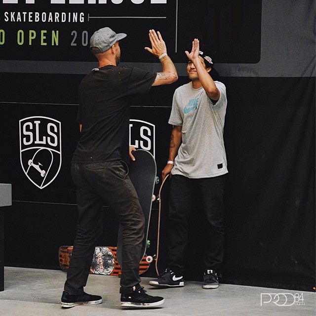 Paul Rodriguez has won four X Games gold medals, was named one of the 30 most influential skaters of all time byTransworldSkateboarding,and has earned a signature shoe line from Nike, twoskateparksnamed in his honor and his own skating brand, Primitive Skateboarding. He's living it up. Follow Rodriguez on Instagram @PRod84 to keep up with the pro skater's life.