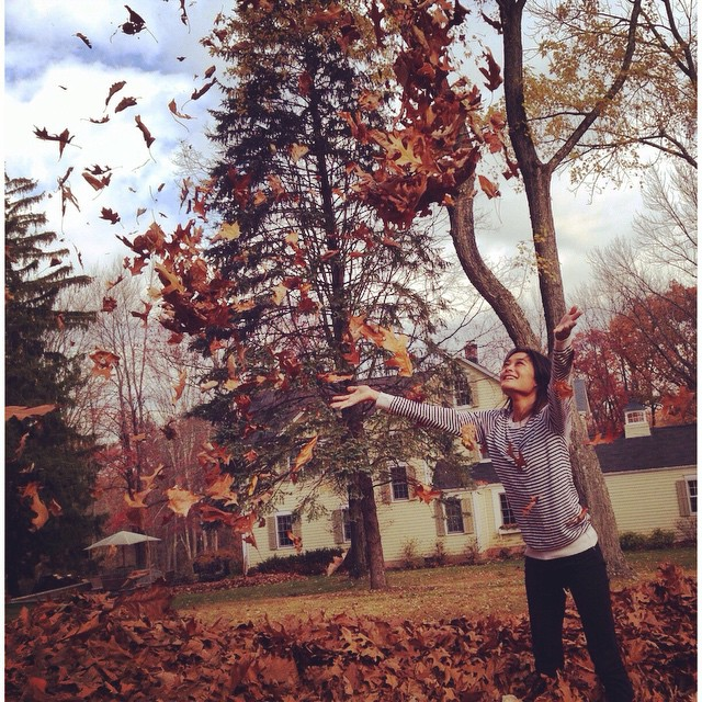 Exercise the spirit #irie #fall #autumn #country #countrylife #goodlife #kindred